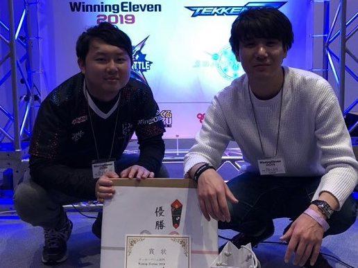 ToyamaGamersDay 2018 Winter-ESPORTS DREAM Parika(青山和矢)選手優勝、かつぴーや(井上克洋)選手準優勝